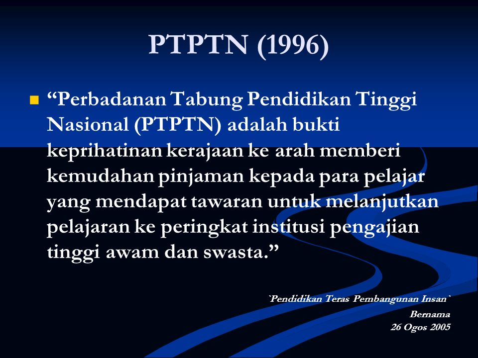 PTPTN (1996)