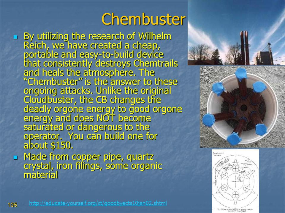 Chembuster