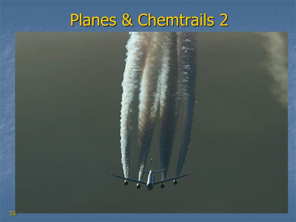 Planes & Chemtrails 2