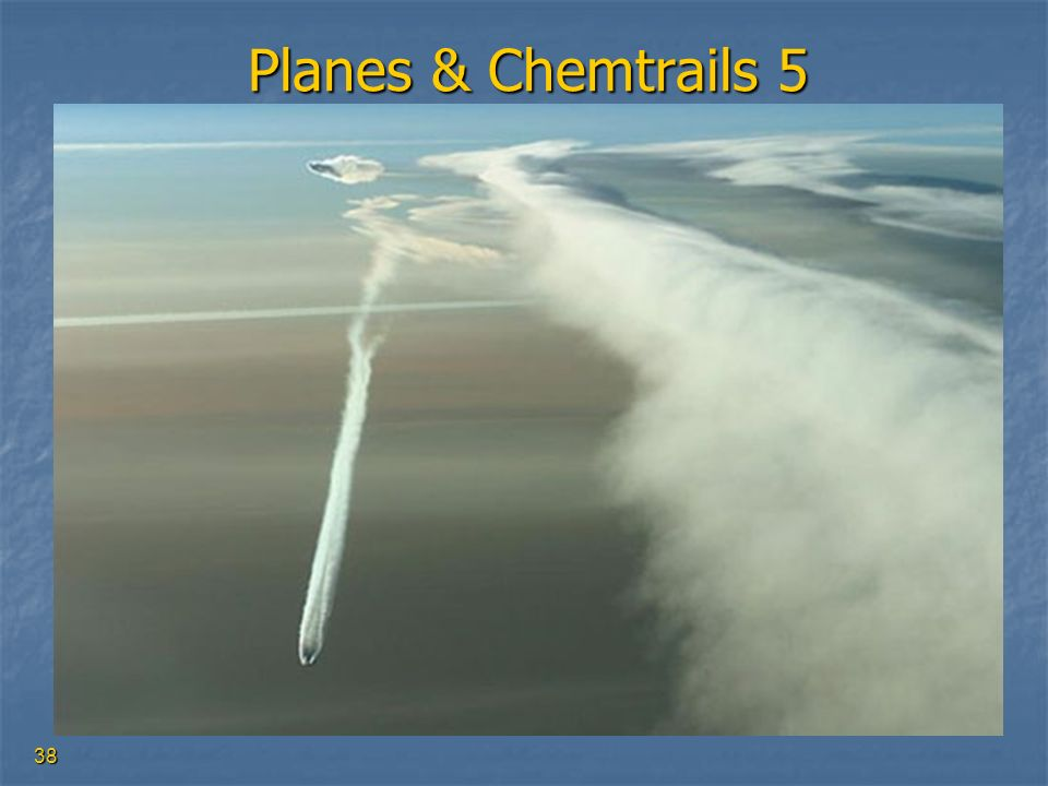Planes & Chemtrails 5