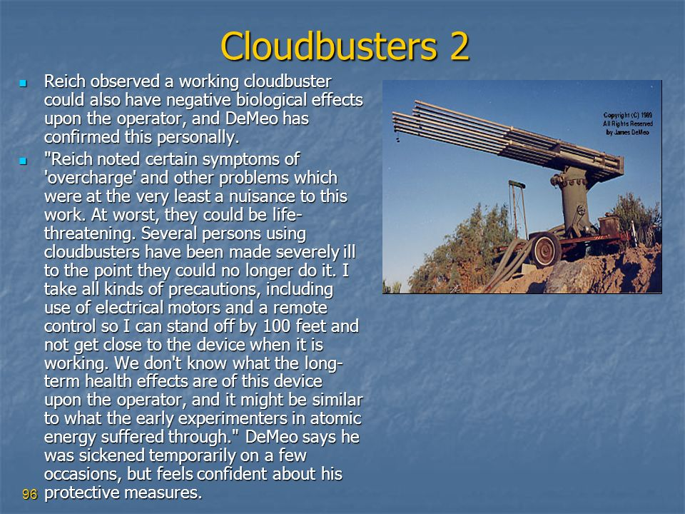 Cloudbusters 2