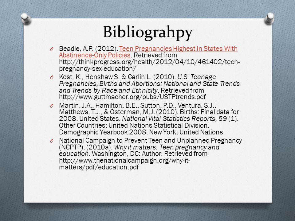 Bibliograhpy