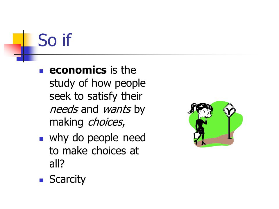 how to make the best economic choices