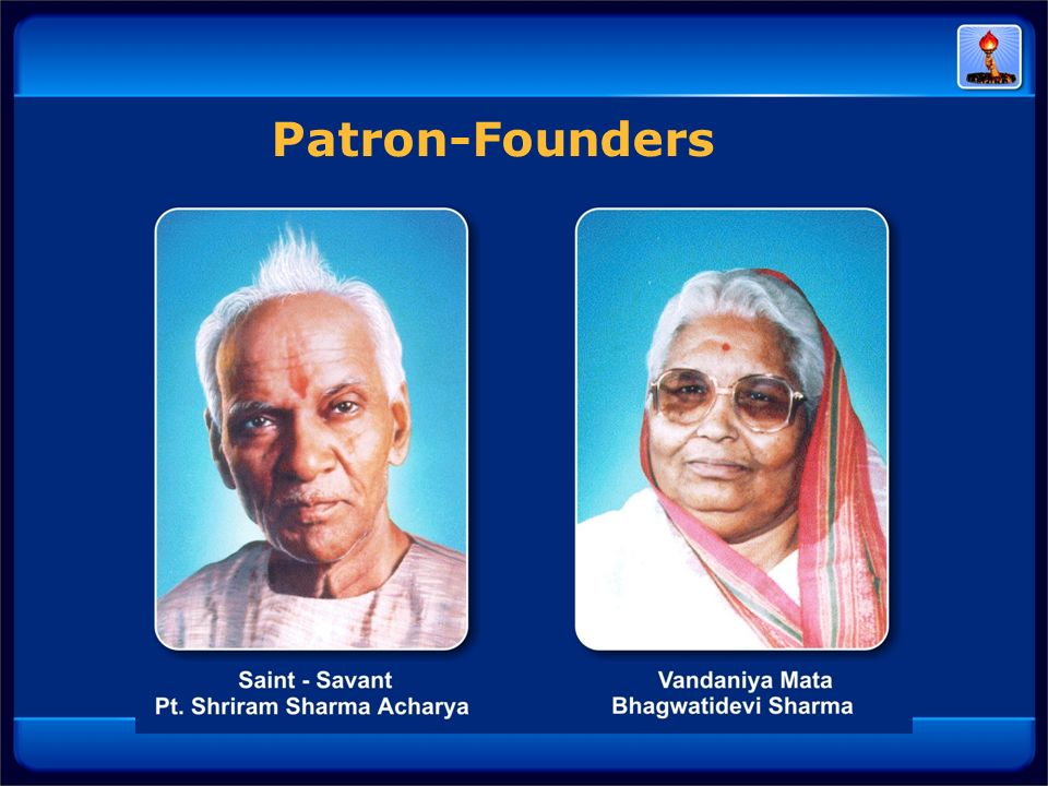 Patron-Founders