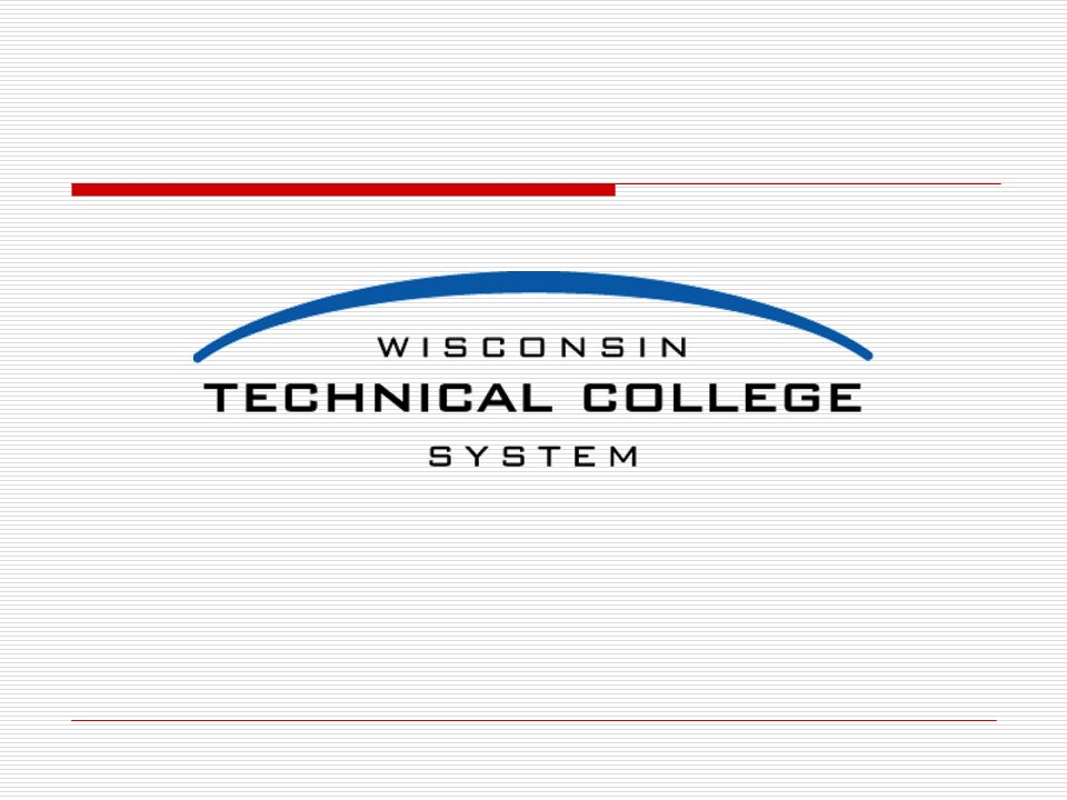 Blackhawk Technical College is one of 16 technical colleges in Wisconsin. Smaller than most.