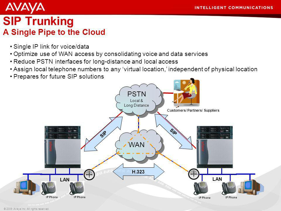 SIP Trunking A Single Pipe to the Cloud