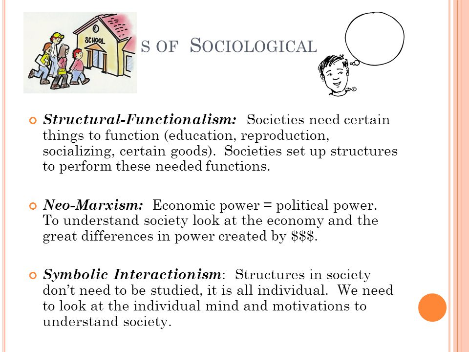 s of Sociological