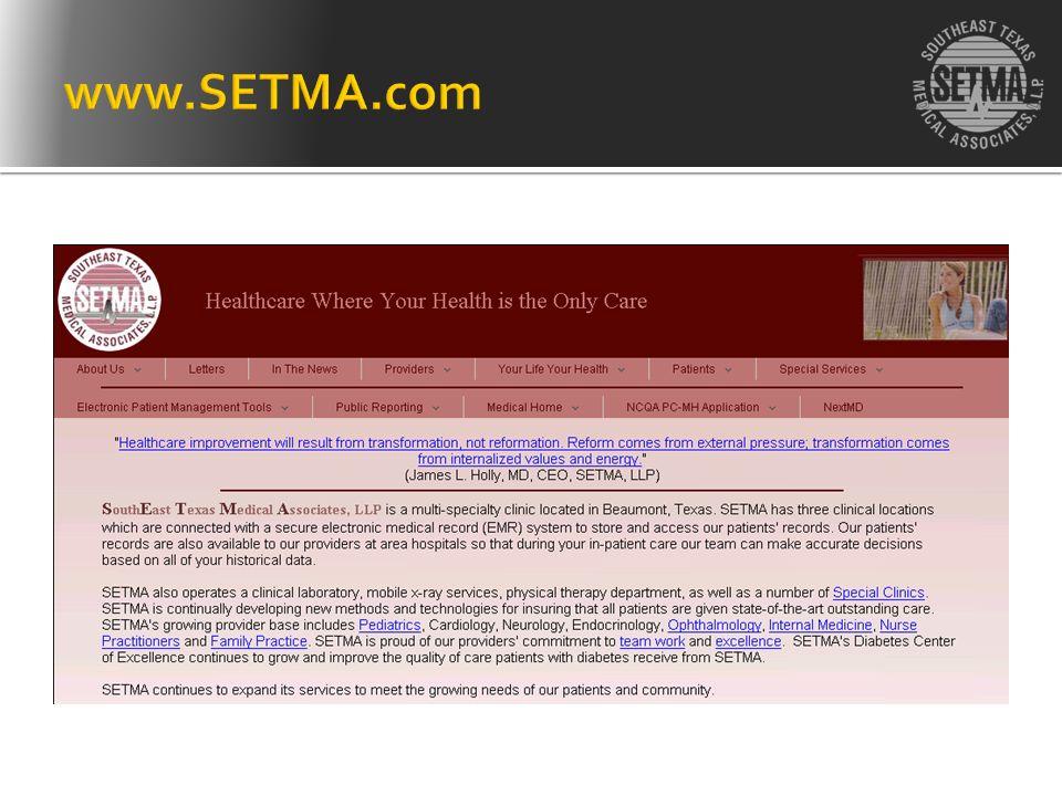 www.SETMA.com