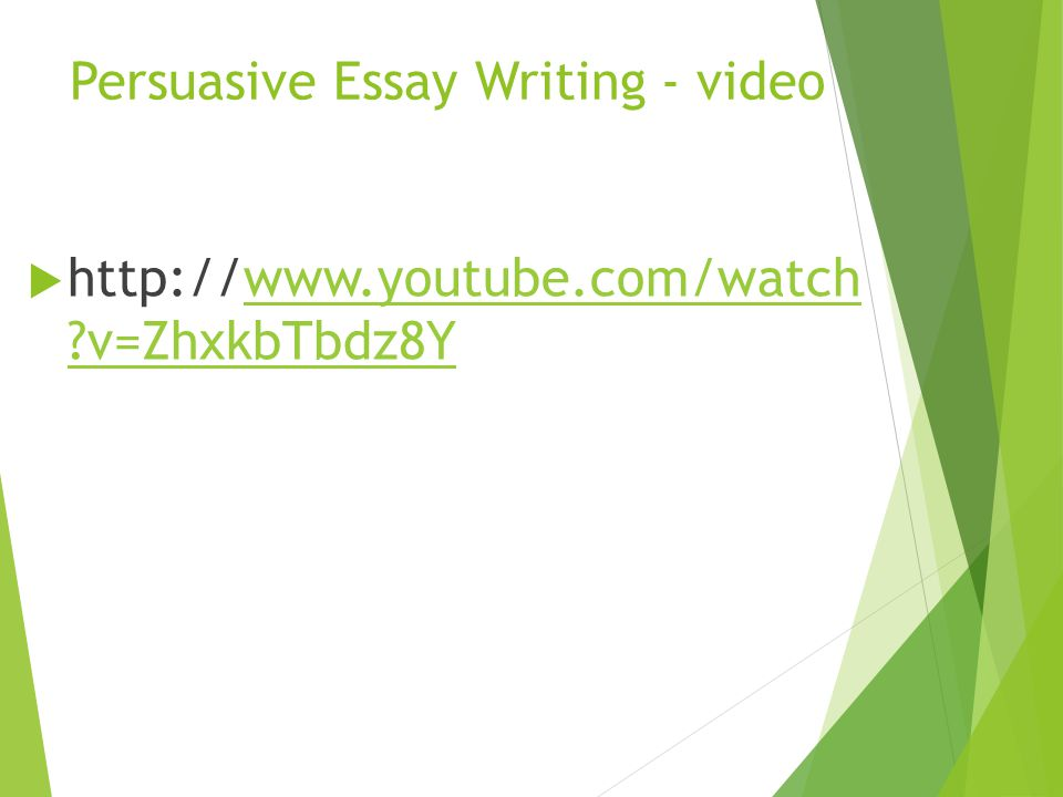 youtube ged essay writing