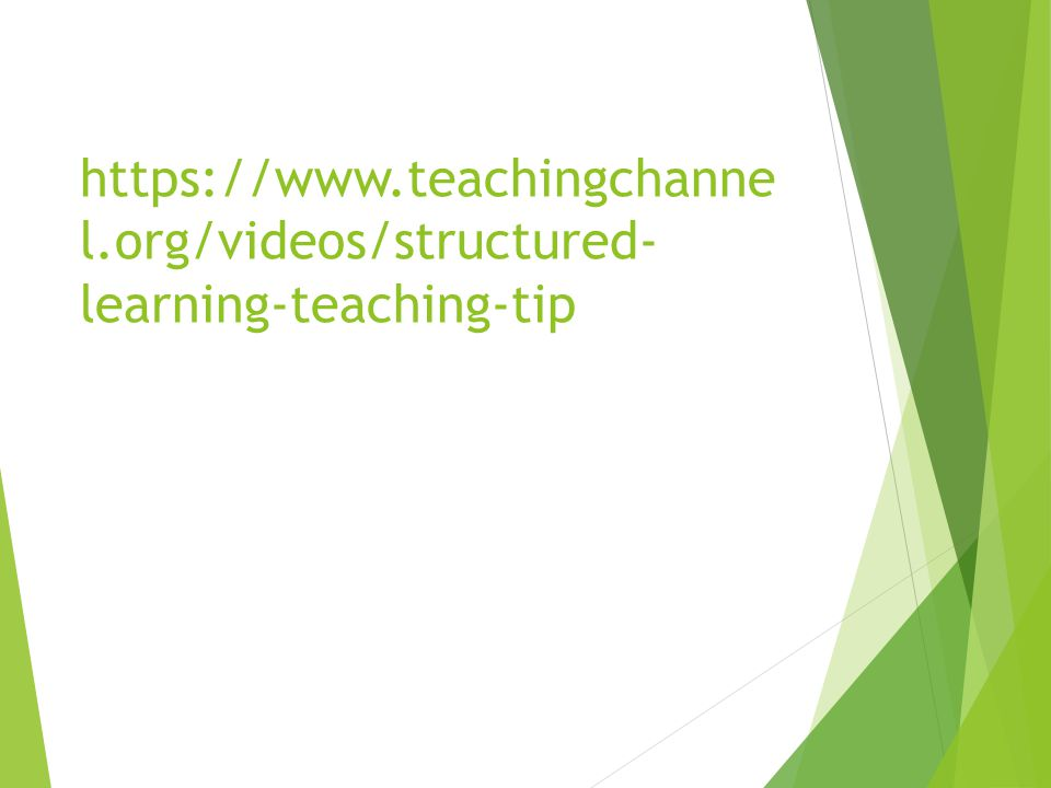 https://www. teachingchannel