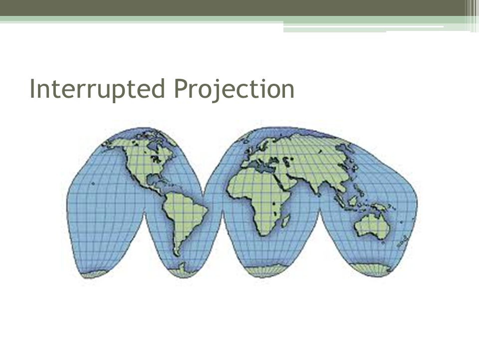 Interrupted Projection