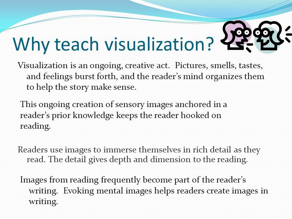 Why teach visualization