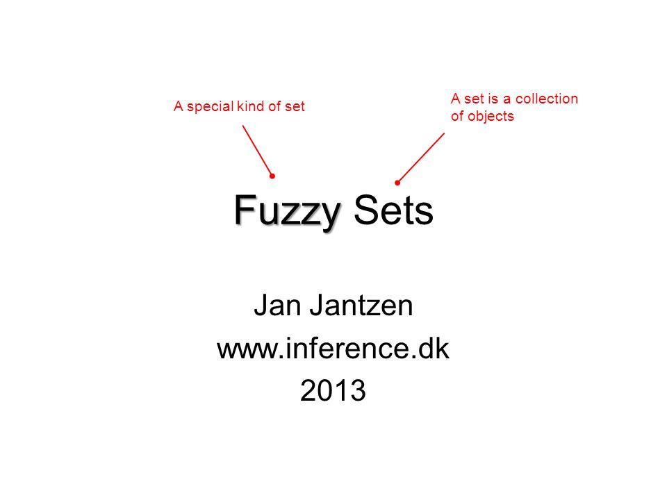 Jan Jantzen www.inference.dk 2013