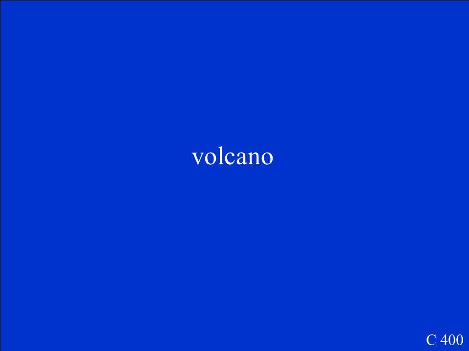 volcano C 400
