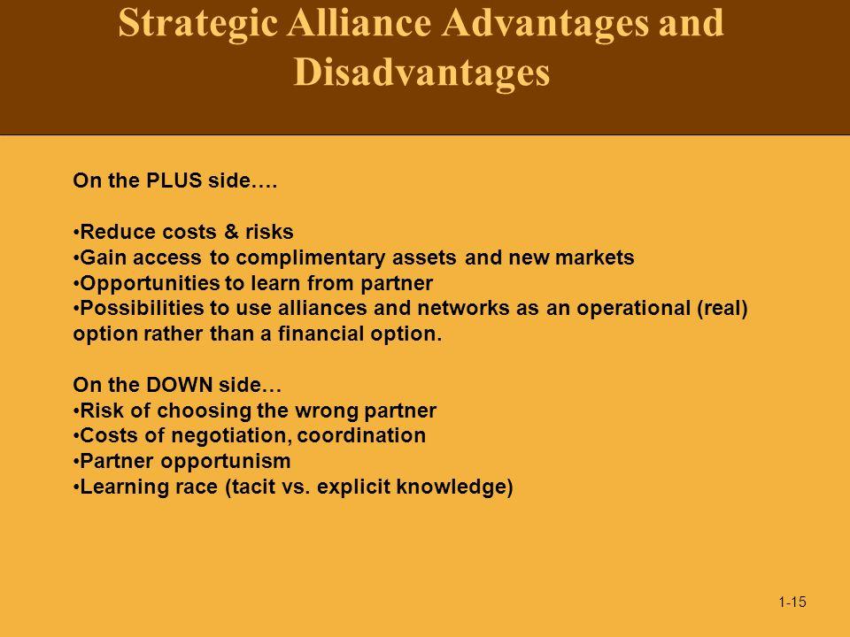 disadvantages of strategic management