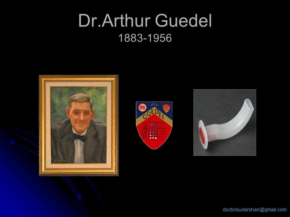 Dr.Arthur Guedel 1883-1956