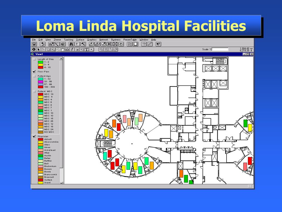 Loma Linda Hospital Facilities