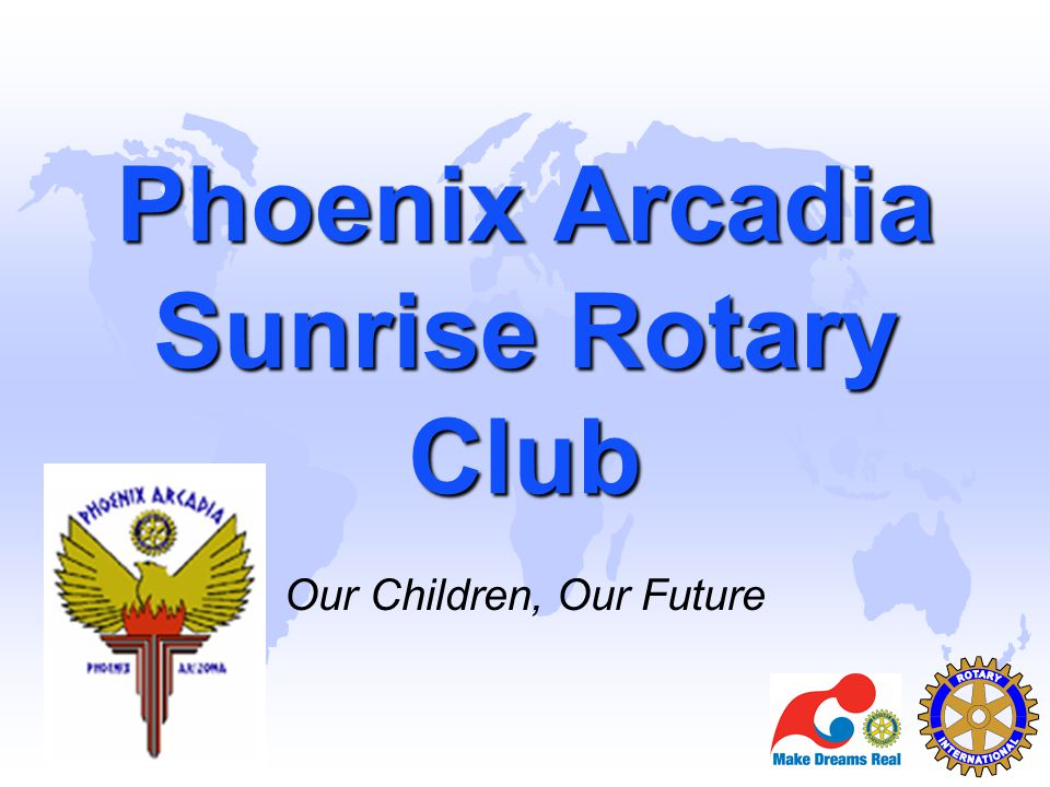 Phoenix Arcadia Sunrise Rotary Club