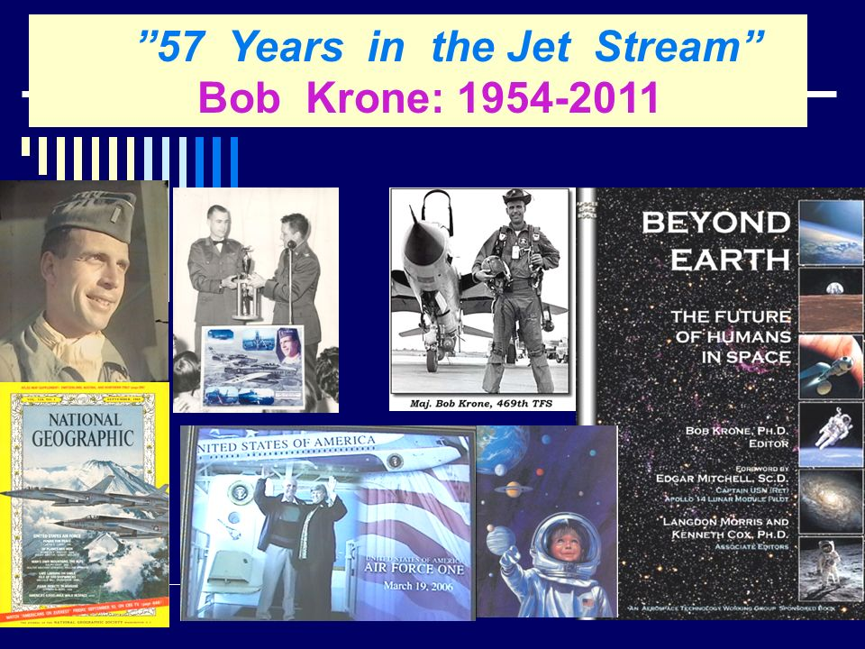57 Years in the Jet Stream