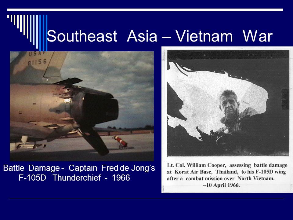 Southeast Asia – Vietnam War