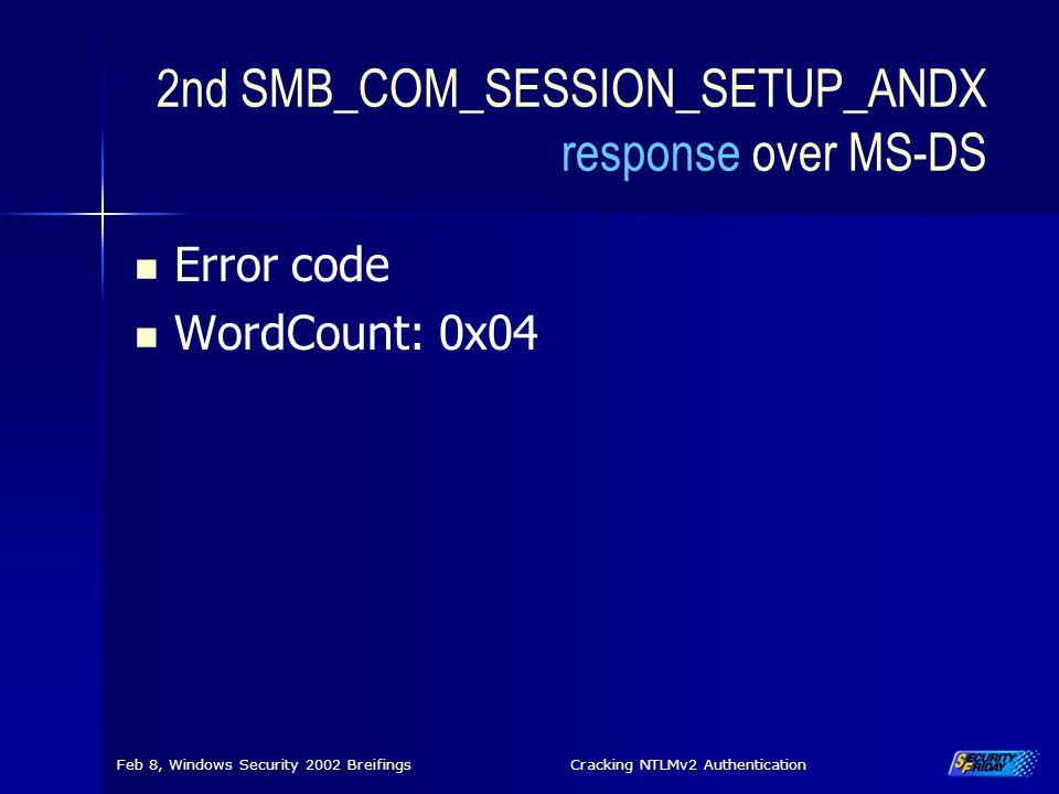 2nd SMB_COM_SESSION_SETUP_ANDX response over MS-DS