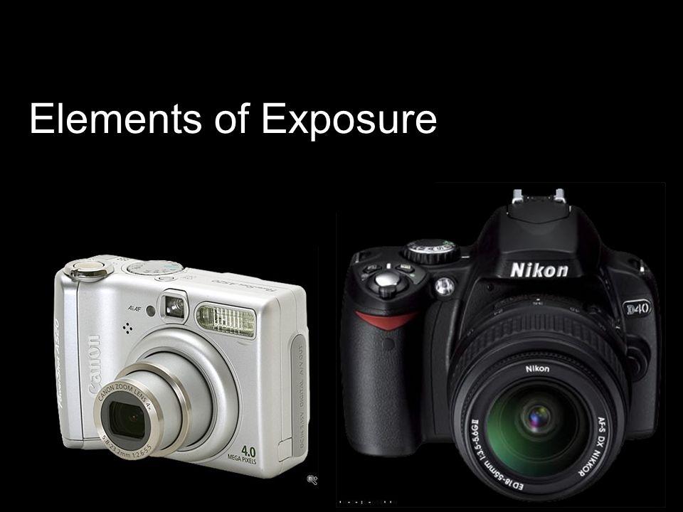 Elements of Exposure