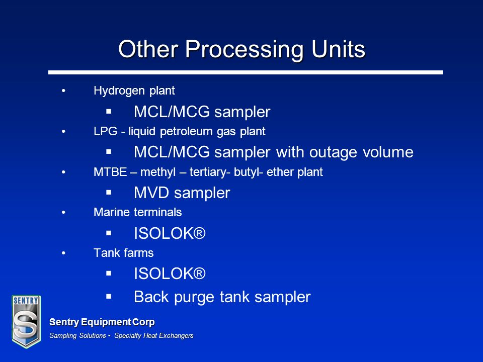 Other Processing Units