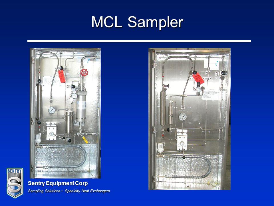 MCL Sampler