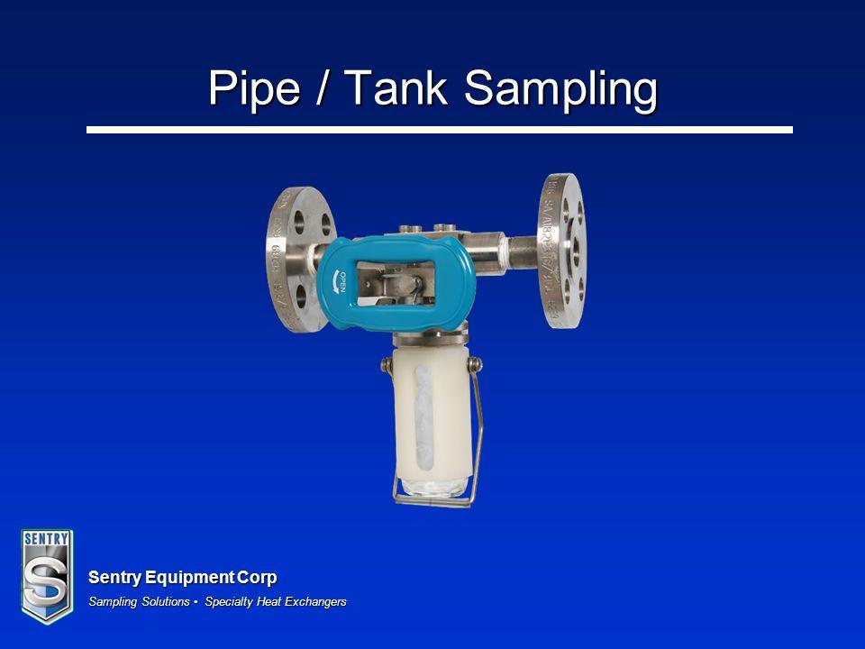 Pipe / Tank Sampling
