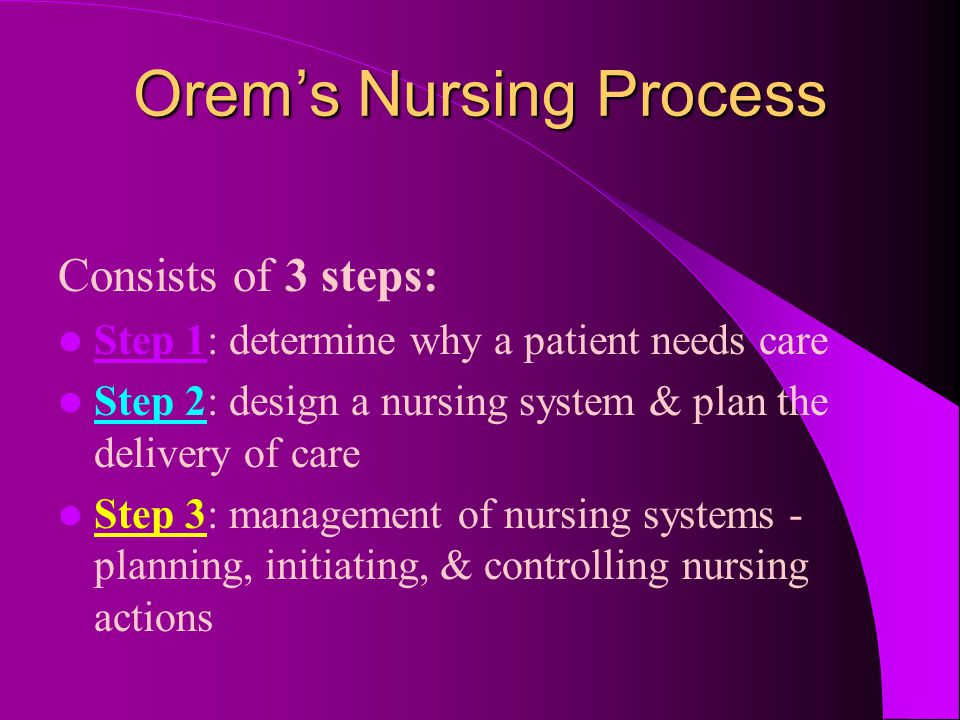 nursing theory plan of care Welcome to the nursing theory link page is a theoretical model for the nursing care of women to increase women's satisfaction with decision-making about.