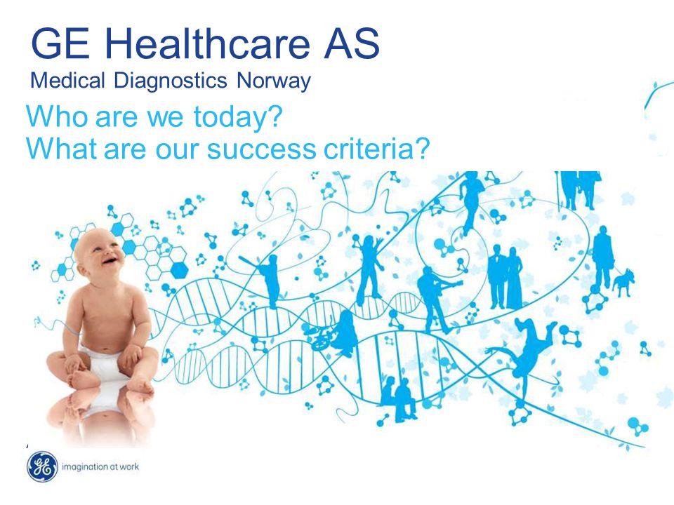 GE Healthcare AS Medical Diagnostics Norway