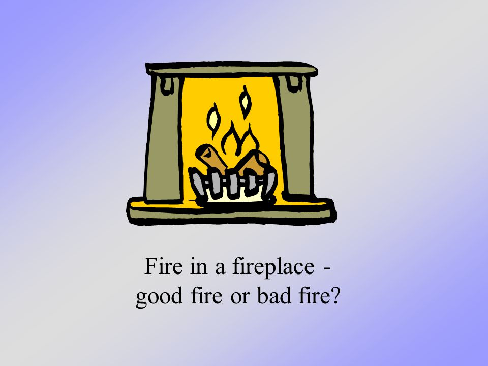Forest fire - good fire or bad fire