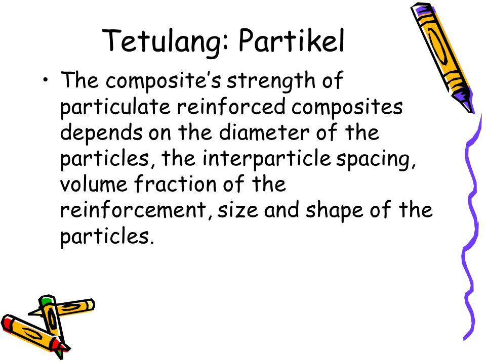 Tetulang: Partikel