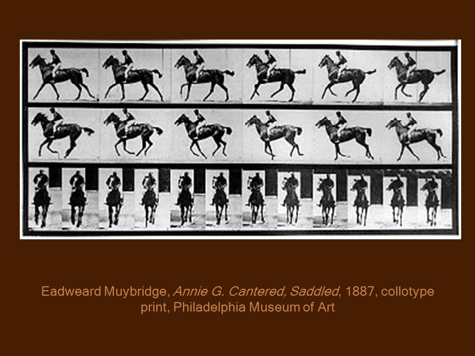 Eadweard Muybridge, Annie G