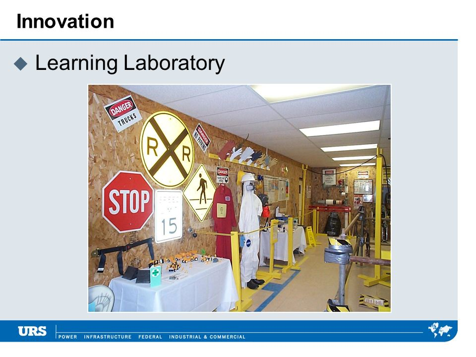 Innovation Learning Laboratory