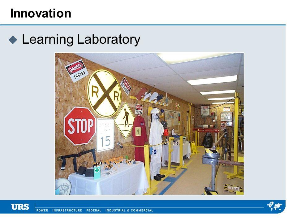 Innovation Learning Laboratory