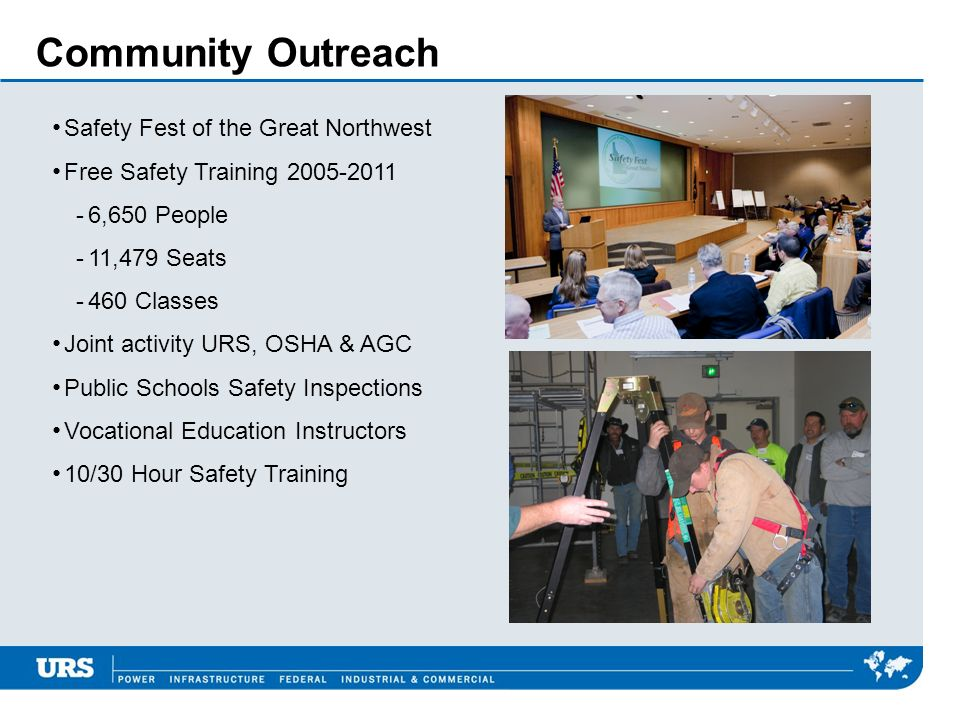 Community Outreach Safety Fest of the Great Northwest