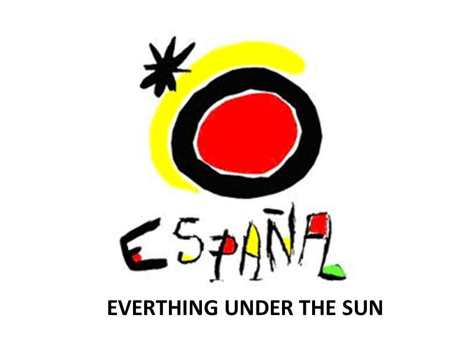 EVERTHING UNDER THE SUN