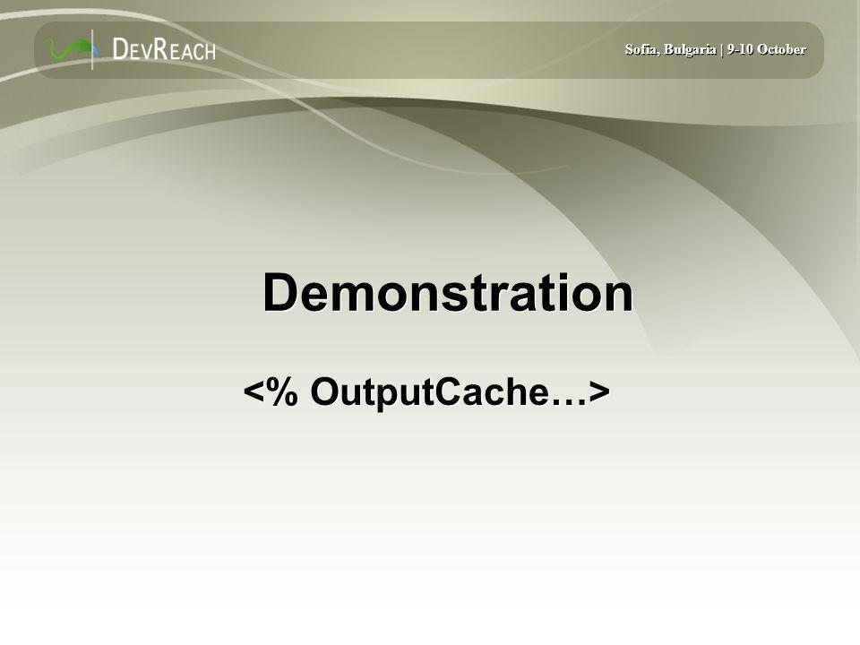 <% OutputCache…>