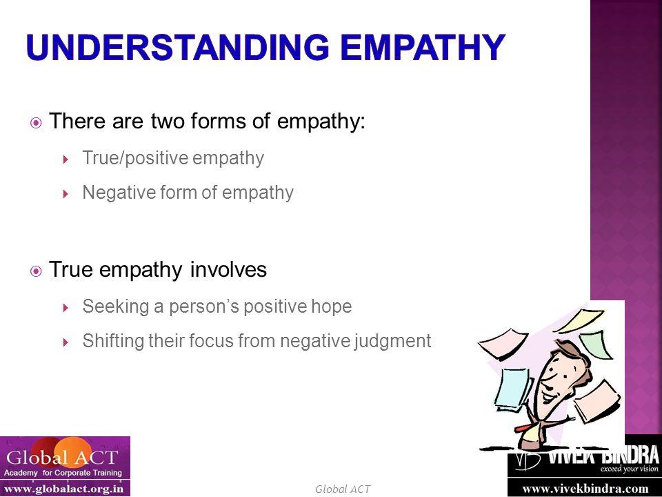 Understanding Empathy