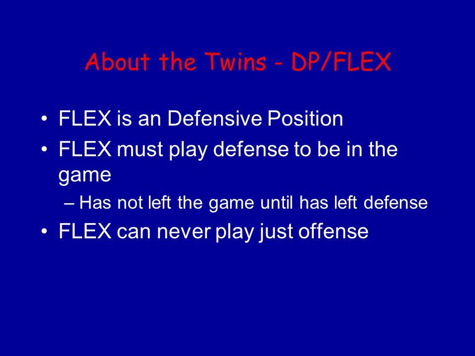 About the Twins - DP/FLEX