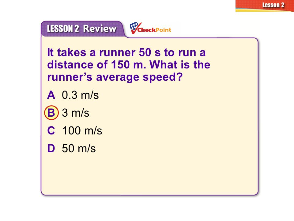 1.2 Speed, Velocity, and Acceleration