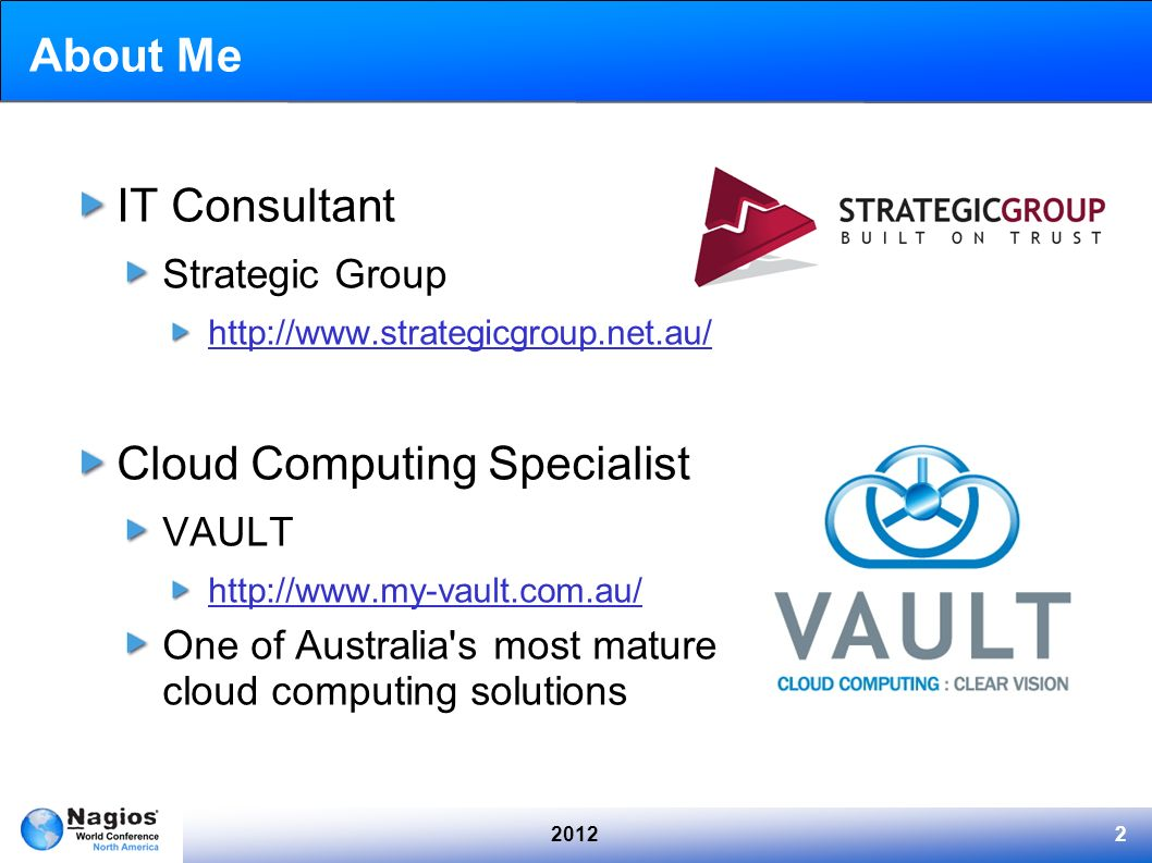 Cloud Computing Specialist