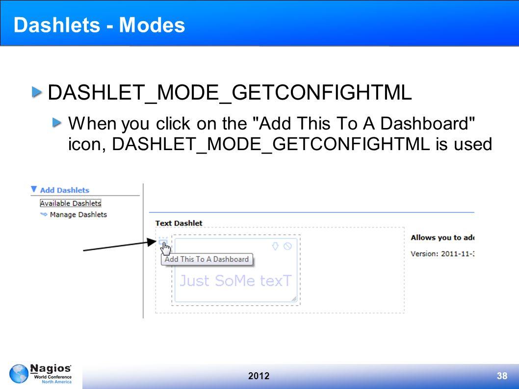 DASHLET_MODE_GETCONFIGHTML