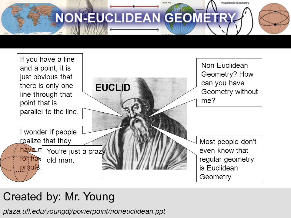 Created by: Mr. Young EUCLID