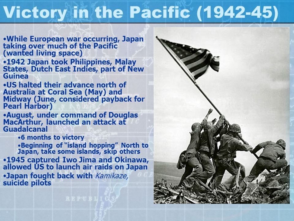 Victory in the Pacific (1942-45)