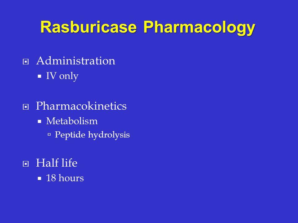 Rasburicase Pharmacology