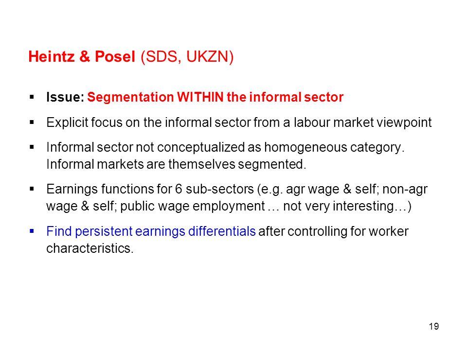 Heintz & Posel (SDS, UKZN)