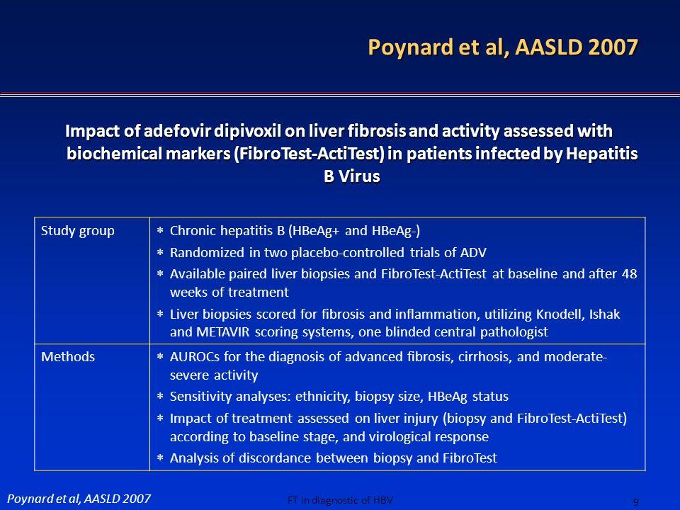 Poynard et al, AASLD 2007
