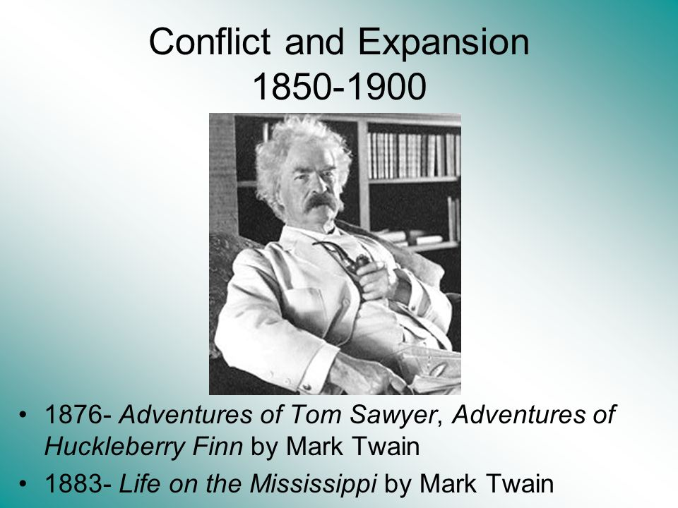 Conflict and Expansion 1850-1900